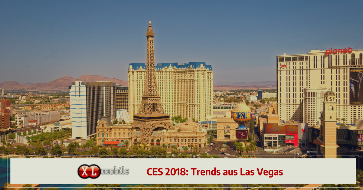 CES 2018 – Handy Highlights & mehr